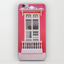 La ventana. iPhone Skin