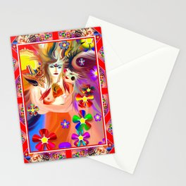 The True Art of dance Stationery Cards