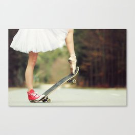 Ballerina Project XVI Canvas Print