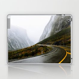 The Road to Milford Sound Laptop & iPad Skin