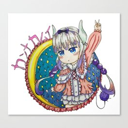 Kanna Kamui Canvas Print