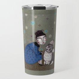 What do you think? Travel Mug