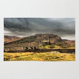 Return to Eilean Donan Castle, Scotland Rug