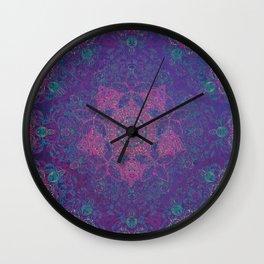 Magic mandala 30 Wall Clock