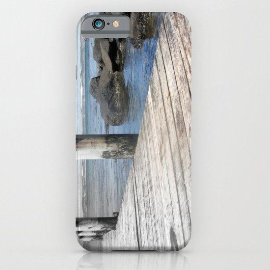 Jetty at bridgewater iPhone & iPod Case