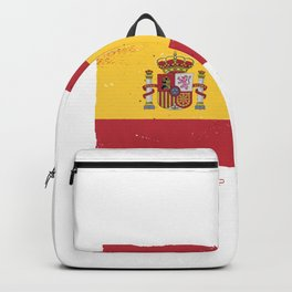 SPAIN GRUNGE FLAG Backpack