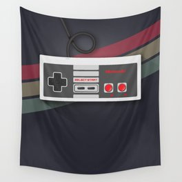 NES Controller Wall Tapestry