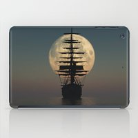 ship iPad Cases featuring Ship by samedia