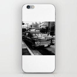 Black Deluxe iPhone Skin