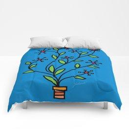 Bucket Comforters