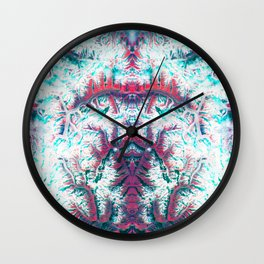 What you really see | Hidden Forms Wall Clock