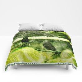Friends in Nature Comforters