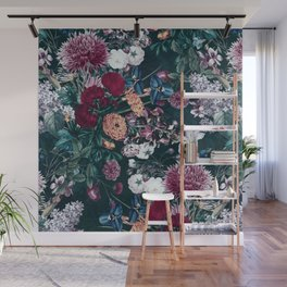 EXOTIC GARDEN - NIGHT XVIII Wall Mural