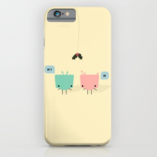 She & He iPhone & iPod Case