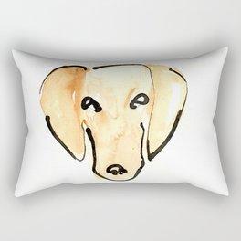 Daschshund Rectangular Pillow