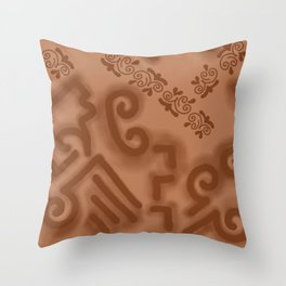 Gone Country Throw Pillow