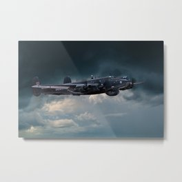 Avro Shackleton 'Ermintrude' Metal Print