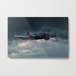 Avro Shackleton 'Ermintrude' Metal Print
