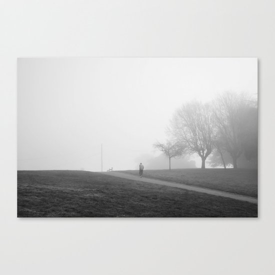 One morning Canvas Print