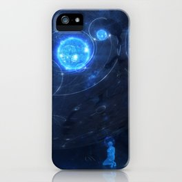 Sphere of God iPhone Case