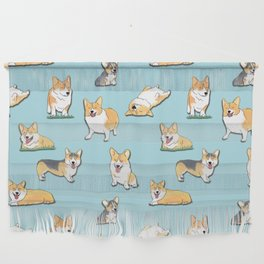 Corgi Wall Hanging
