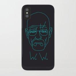 Walter White iPhone Case