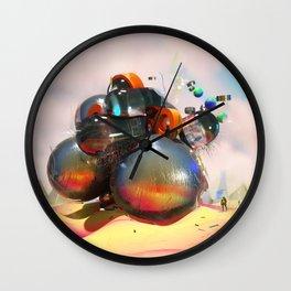 Fourem Wall Clock