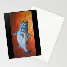 Striper Season Stationery Cards