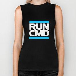 run CMD Biker Tank