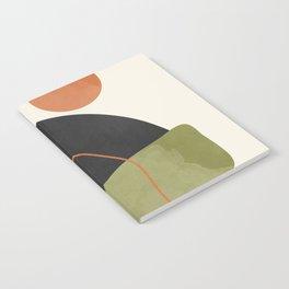 abstract minimal 64 Notebook