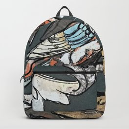 brittmarks italienischer boden Backpack
