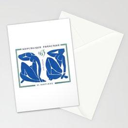 France 1961 The Blue Nudes Henri Matisse Stationery Cards