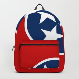 Tennessee State flag Backpack