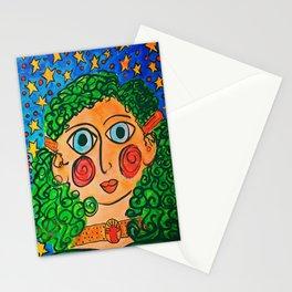 """Billie"" Stationery Cards"