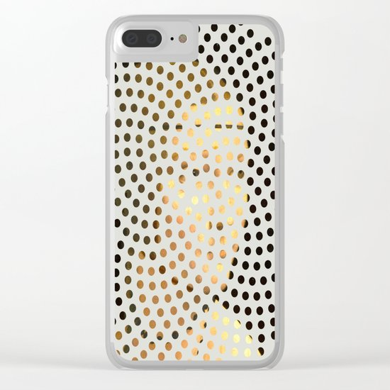 Optical Illusions - Famous Work of Art 5 Clear iPhone Case