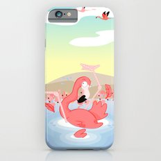 flamingos Slim Case iPhone 6s