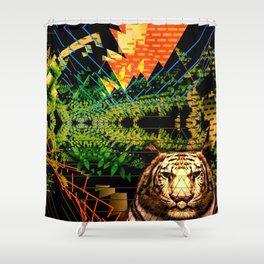 DMTigré Shower Curtain