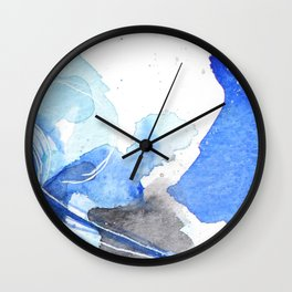 Submersed Wall Clock