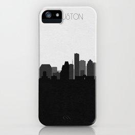 City Skylines: Houston (Alternative) iPhone Case