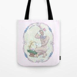 Bunny Boy Steve Tote Bag