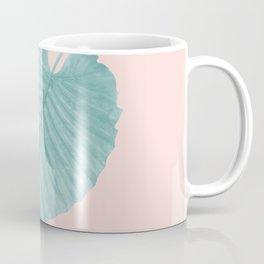 Love Leaves Evergreen Blush - Her #1 #decor #art #society6 Coffee Mug