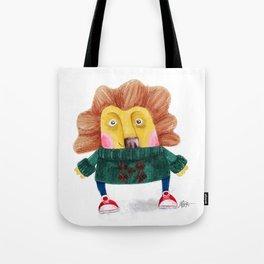 Cute Cub Tote Bag
