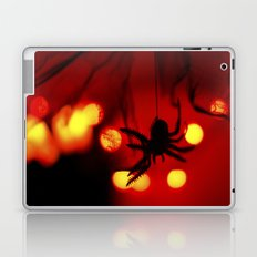 halloween spider Laptop & iPad Skin