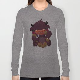 Monstrous Collab Long Sleeve T-shirt