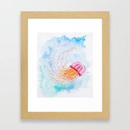 Hoopless: Float On Framed Art Print