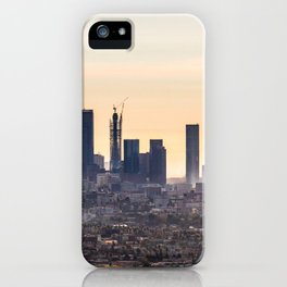 DTLA 001 iPhone Case