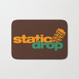 Static drop v6 HQvector Bath Mat