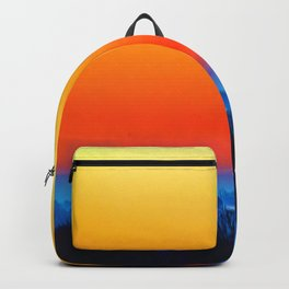 Saphire Sunset Backpack