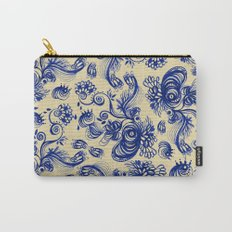 Ultramarine Carry-All Pouch