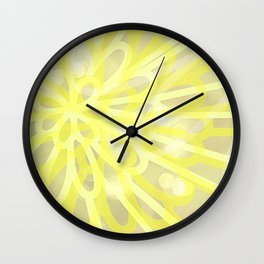Douceur - Sweetness Wall Clock